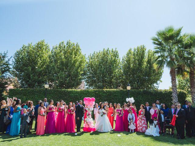 La boda de Edwin y Daniela en Griñon, Madrid 61