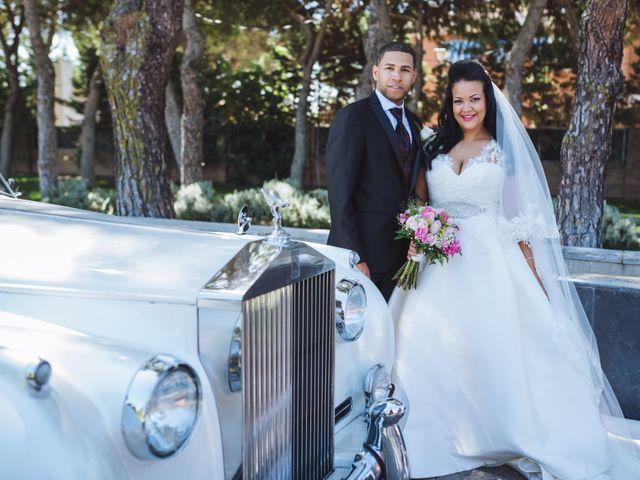 La boda de Edwin y Daniela en Griñon, Madrid 62