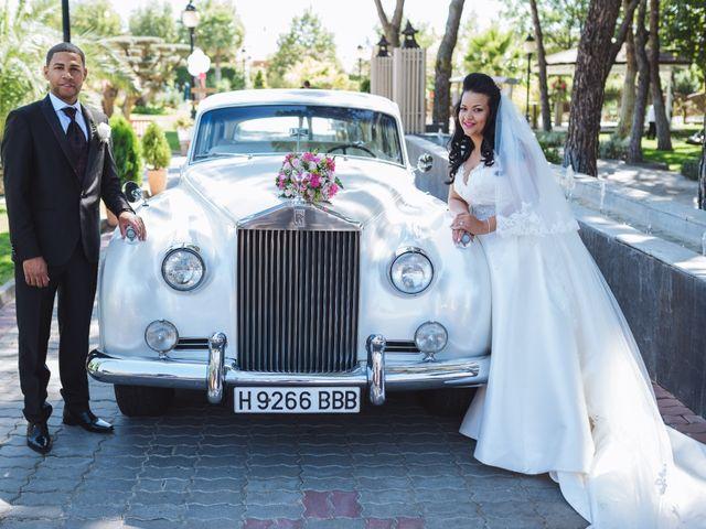 La boda de Edwin y Daniela en Griñon, Madrid 63