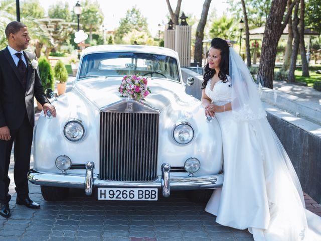 La boda de Edwin y Daniela en Griñon, Madrid 64