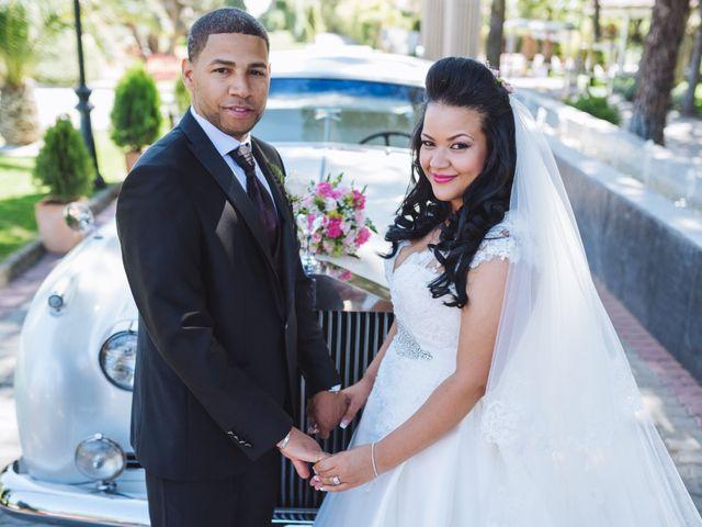 La boda de Edwin y Daniela en Griñon, Madrid 65