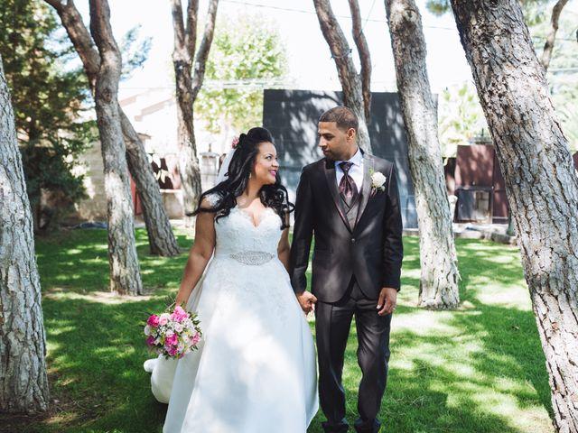 La boda de Edwin y Daniela en Griñon, Madrid 68