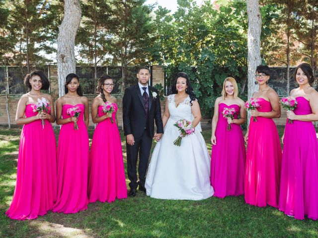 La boda de Edwin y Daniela en Griñon, Madrid 71