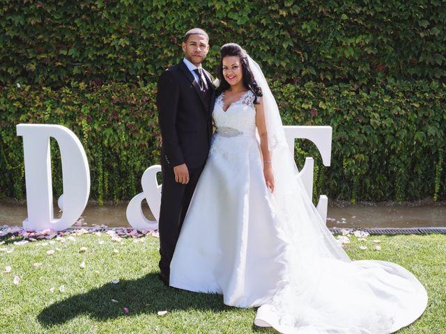 La boda de Edwin y Daniela en Griñon, Madrid 74