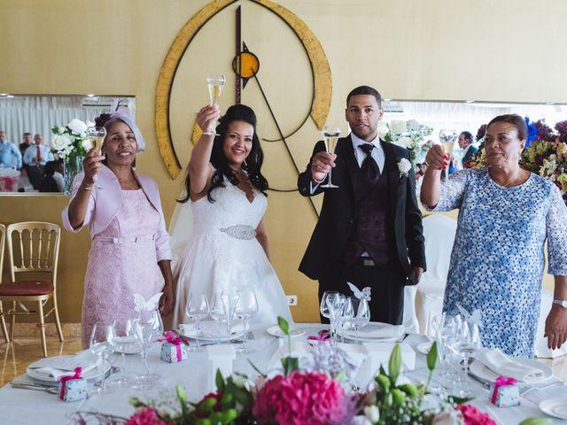 La boda de Edwin y Daniela en Griñon, Madrid 81