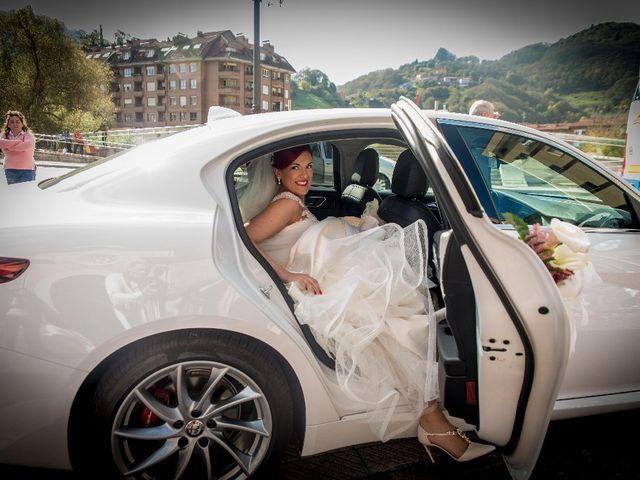 La boda de Curro y Silvia en Sotrondio, Asturias 18