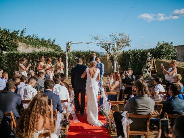 La boda de Iván y Aida en Girona, Girona 35