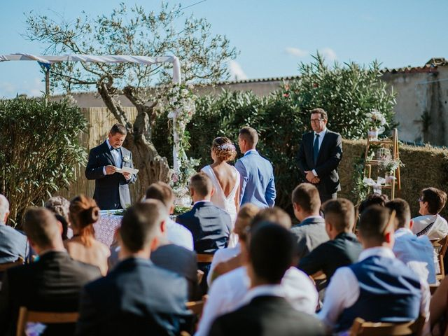 La boda de Iván y Aida en Girona, Girona 42