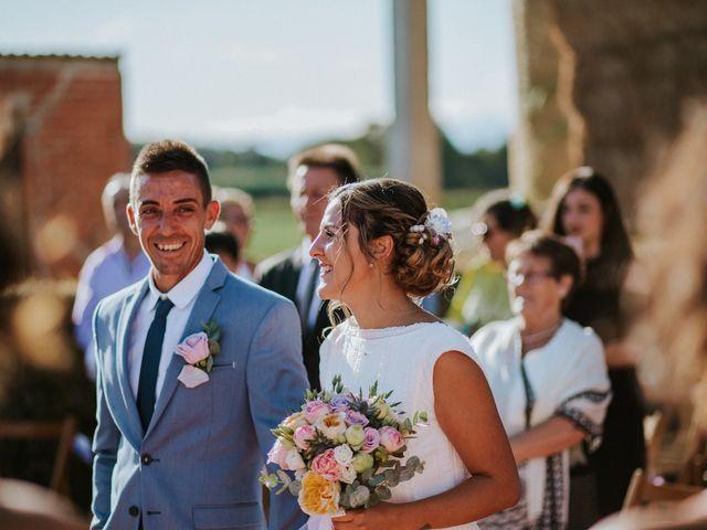 La boda de Iván y Aida en Girona, Girona 43