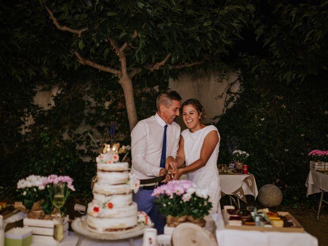 La boda de Iván y Aida en Girona, Girona 74