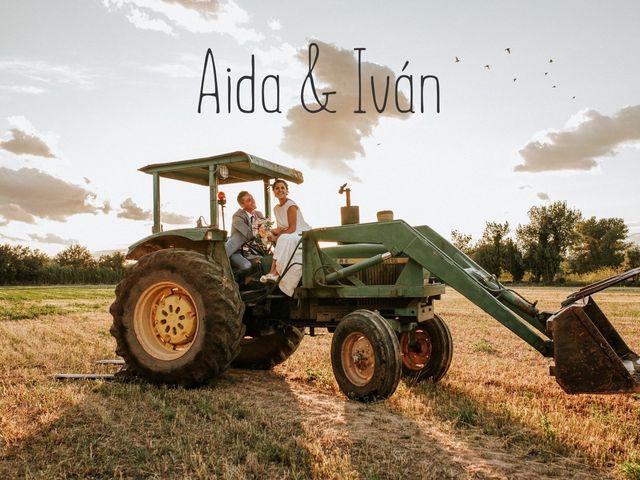 La boda de Aida y Iván