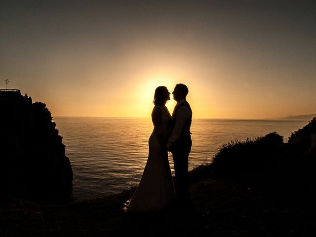 La boda de Mª Ángeles y Sergio