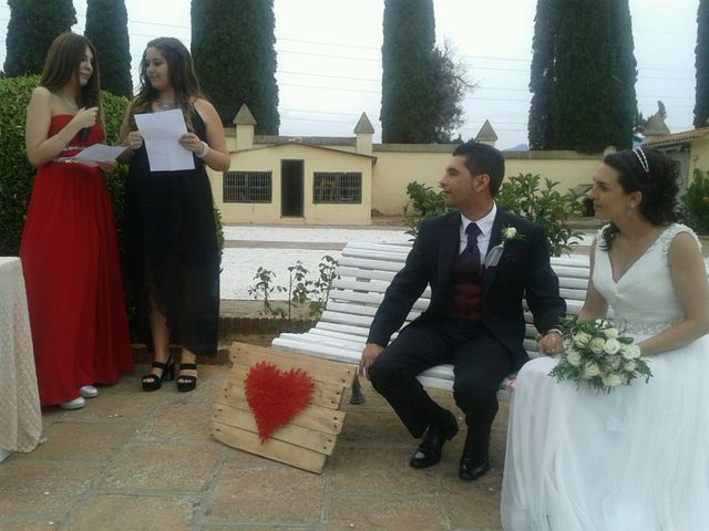 La boda de José Manuel y Elisabet en Caldes De Montbui, Barcelona 3