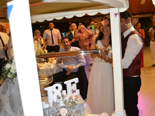 La boda de José Manuel y Elisabet en Caldes De Montbui, Barcelona 1