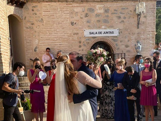La boda de Victoria y Rubén