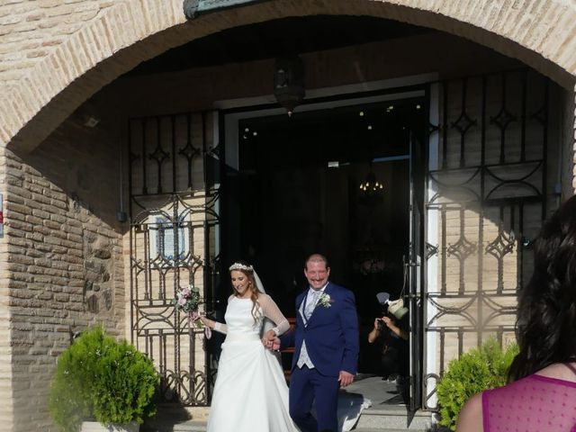 La boda de Rubén y Victoria en Toledo, Toledo 1
