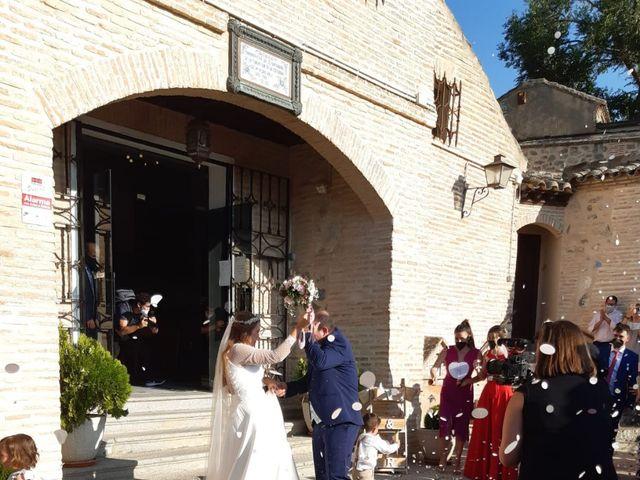 La boda de Rubén y Victoria en Toledo, Toledo 5