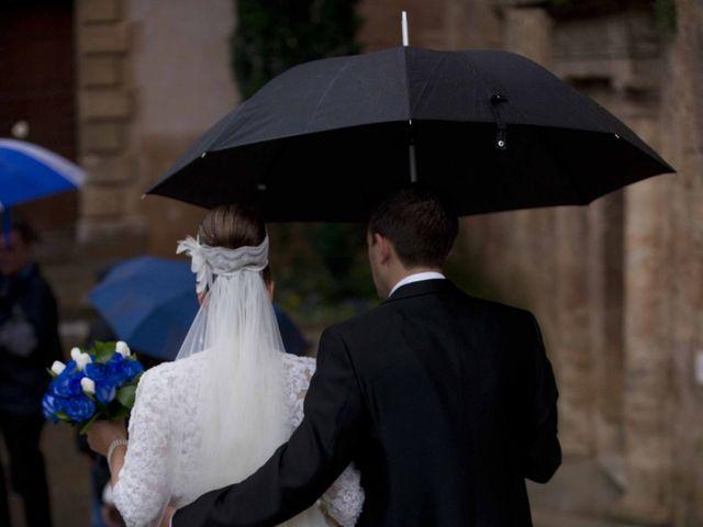 La boda de Fran y Shaila en Granada, Granada 3