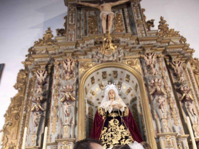 La boda de Fran y Shaila en Granada, Granada 4