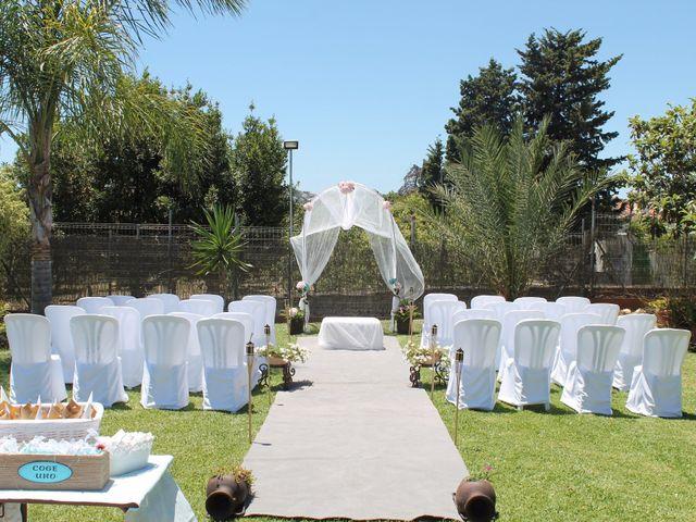 La boda de Manuel  y Andrea  en Mijas Costa, Málaga 1