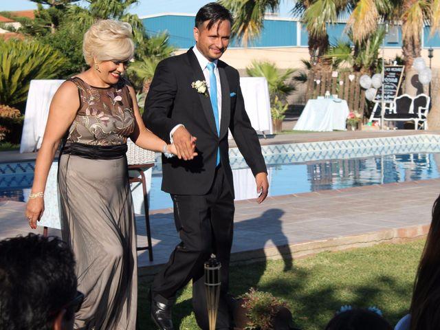 La boda de Manuel  y Andrea  en Mijas Costa, Málaga 3