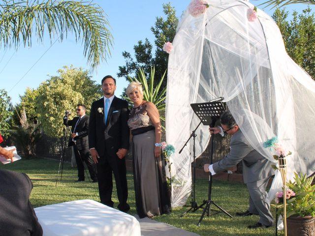 La boda de Manuel  y Andrea  en Mijas Costa, Málaga 4