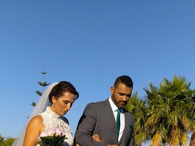 La boda de Manuel  y Andrea  en Mijas Costa, Málaga 5