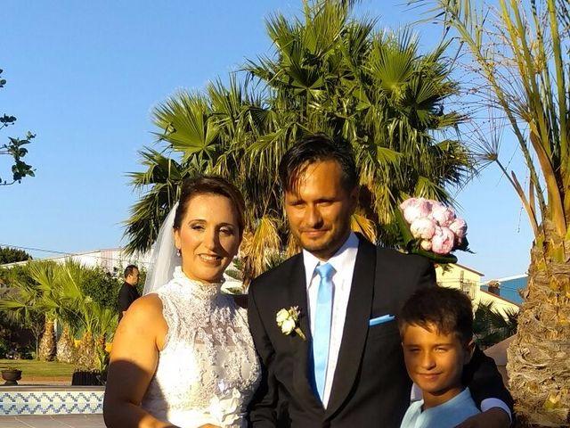 La boda de Manuel  y Andrea  en Mijas Costa, Málaga 9
