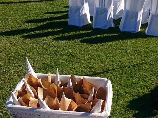 La boda de Manuel  y Andrea  en Mijas Costa, Málaga 10