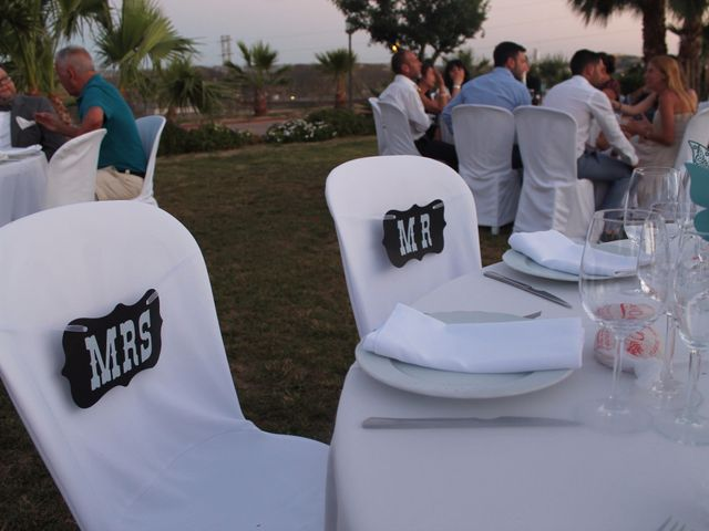La boda de Manuel  y Andrea  en Mijas Costa, Málaga 28