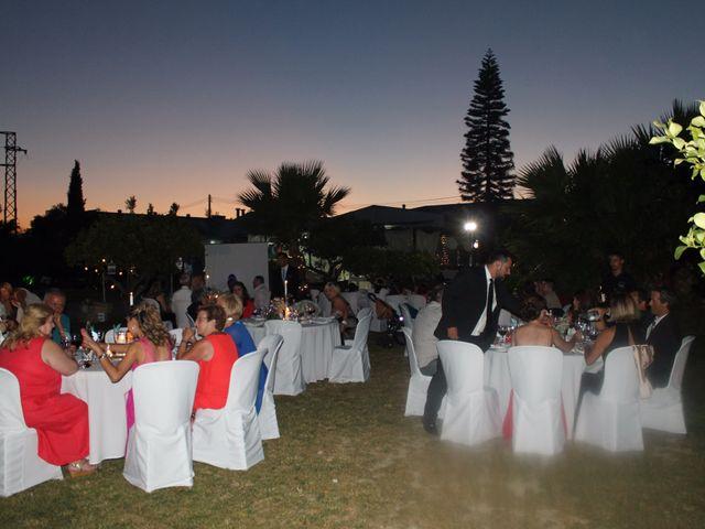 La boda de Manuel  y Andrea  en Mijas Costa, Málaga 29