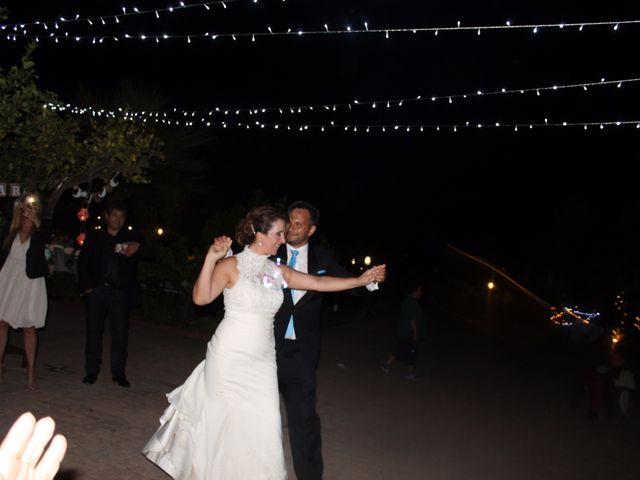La boda de Manuel  y Andrea  en Mijas Costa, Málaga 30