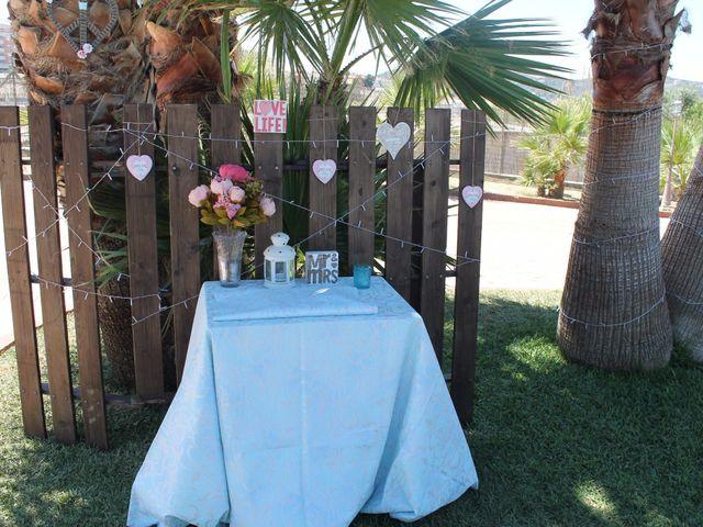 La boda de Manuel  y Andrea  en Mijas Costa, Málaga 31