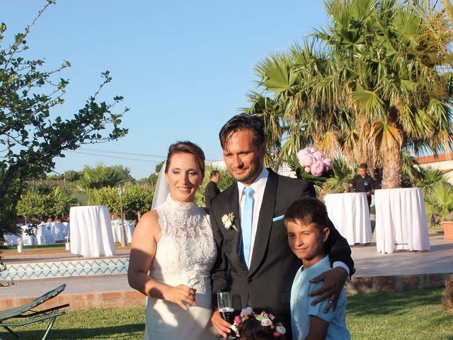 La boda de Manuel  y Andrea  en Mijas Costa, Málaga 32