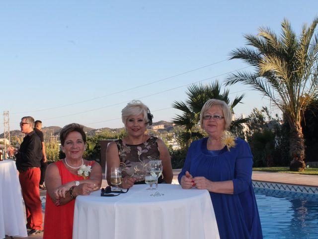 La boda de Manuel  y Andrea  en Mijas Costa, Málaga 33
