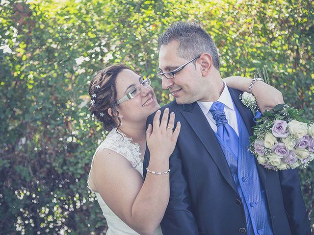 La boda de Mª Isabel y Rubén