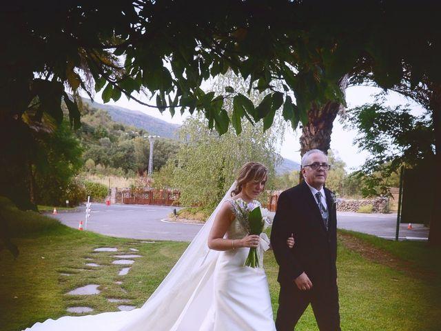 La boda de Puerto y José en Valdastillas, Cáceres 22