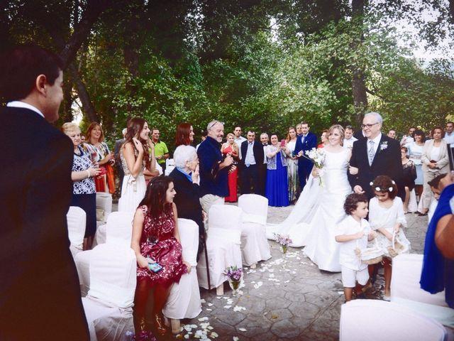 La boda de Puerto y José en Valdastillas, Cáceres 24