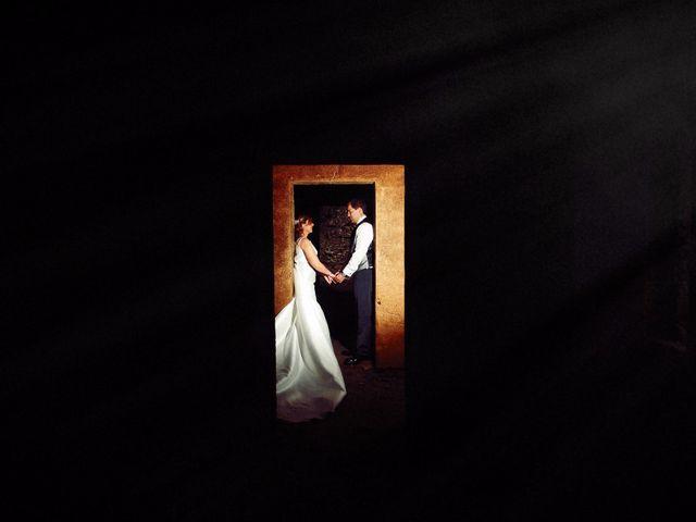 La boda de Puerto y José en Valdastillas, Cáceres 41
