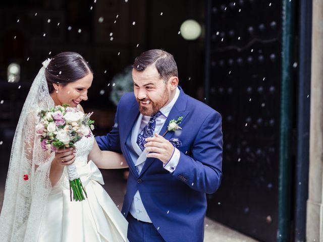 La boda de Desirée y Alfonso