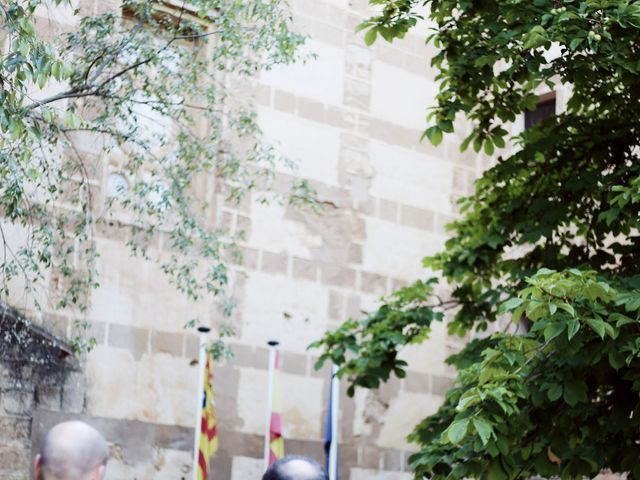 La boda de Josep y Eva en Monasterio De Piedra, Zaragoza 5
