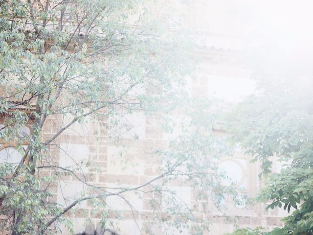 La boda de Josep y Eva en Monasterio De Piedra, Zaragoza 6