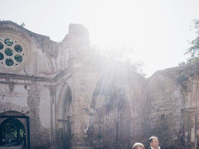 La boda de Josep y Eva en Monasterio De Piedra, Zaragoza 7