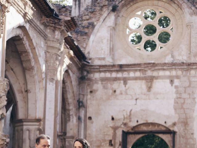 La boda de Josep y Eva en Monasterio De Piedra, Zaragoza 9