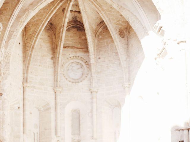 La boda de Josep y Eva en Monasterio De Piedra, Zaragoza 10