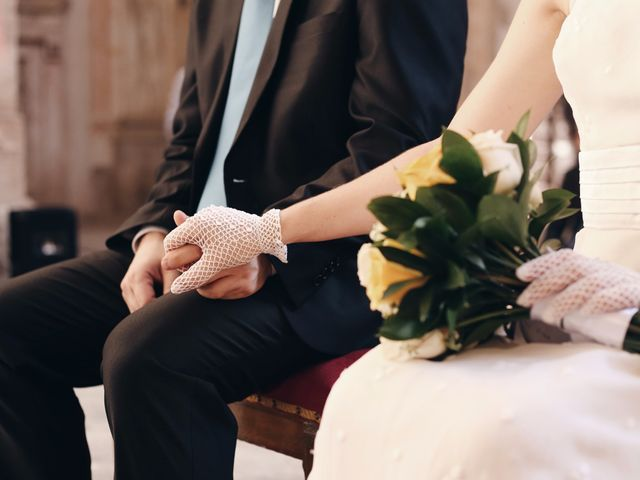 La boda de Josep y Eva en Monasterio De Piedra, Zaragoza 12