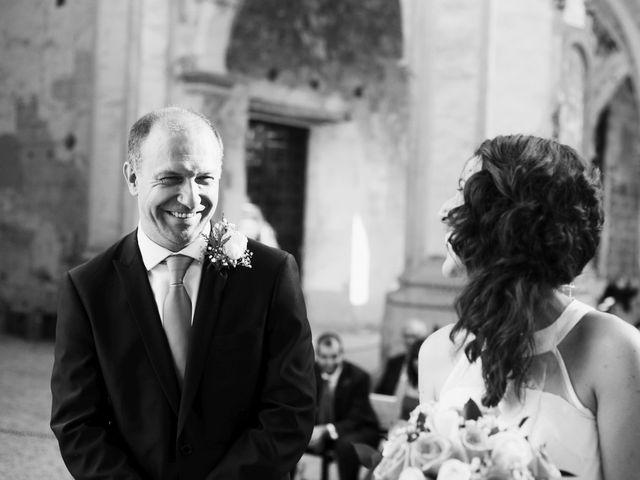 La boda de Josep y Eva en Monasterio De Piedra, Zaragoza 14