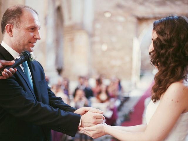 La boda de Josep y Eva en Monasterio De Piedra, Zaragoza 16