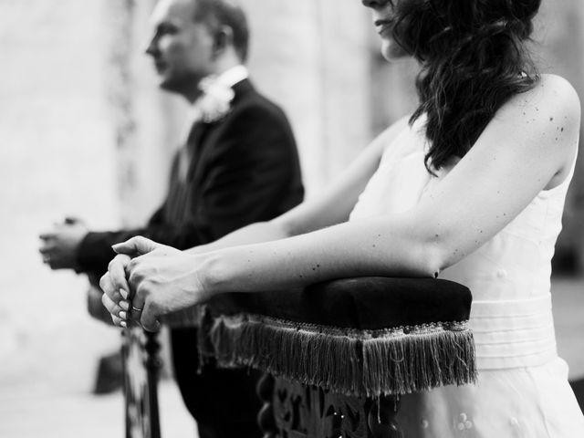 La boda de Josep y Eva en Nuevalos, Zaragoza 17
