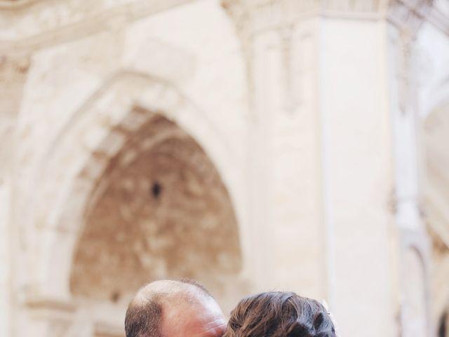 La boda de Josep y Eva en Nuevalos, Zaragoza 18